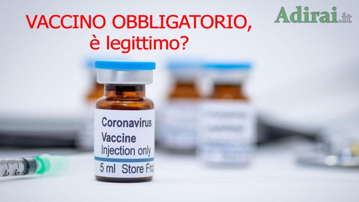 vaccino covid antinfluenzale coronavirus obbligatorio
