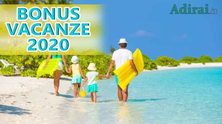 bonus vacanze 2020 strutture come richiederlo app io
