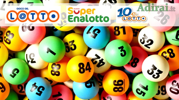 estrazione del lotto superenalotto 10elotto