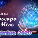 Oroscopo del mese di Settembre 2020 Amore, Lavoro e Salute segno per segno