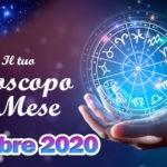 Oroscopo del mese di Ottobre 2020 Amore, Lavoro e Salute segno per segno