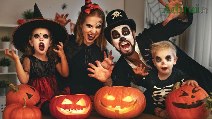 giochi di halloween per bambini da fare in casa