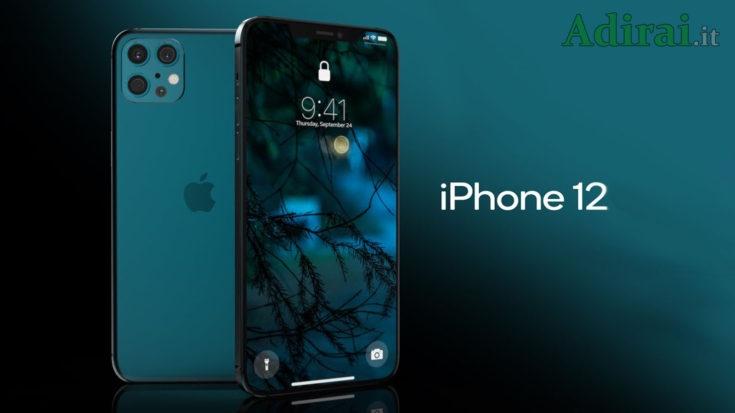 Nuovo Apple iphone 12, pro, pro max e mini - Uscita, Prezzo, Caratteristiche e Acquisto
