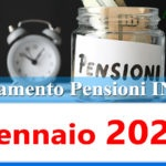 Calendario pagamento pensioni Inps gennaio 2021 in anticipo data accredito