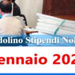 NoiPa cedolino Gennaio 2021 data accredito stipendi PA e Login