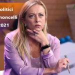 Sondaggi Politici al 4 gennaio 2021 ultimissimi da Pagnoncelli