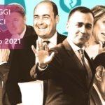 Ultimi Sondaggi Politici 22 febbraio 2021 ultimissimi da Tecnè