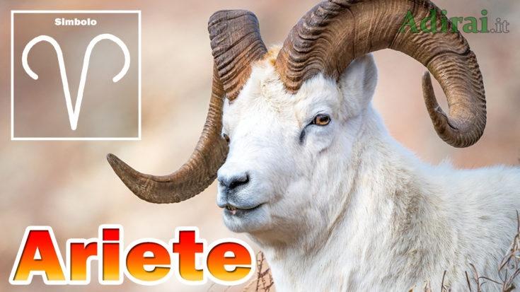 ariete segno zodiacale caratteristiche simbolo oroscopo