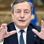 DPCM Draghi cambia in peggio: lockdown nei weekend e niente più visite nemmeno in zona gialla