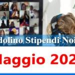 NoiPa cedolino Maggio 2021 data accredito stipendi PA e Login