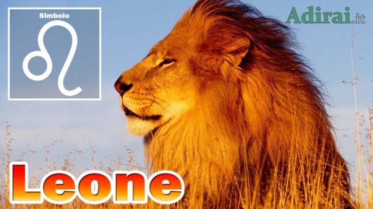 leone segno zodiacale caratteristiche simbolo oroscopo
